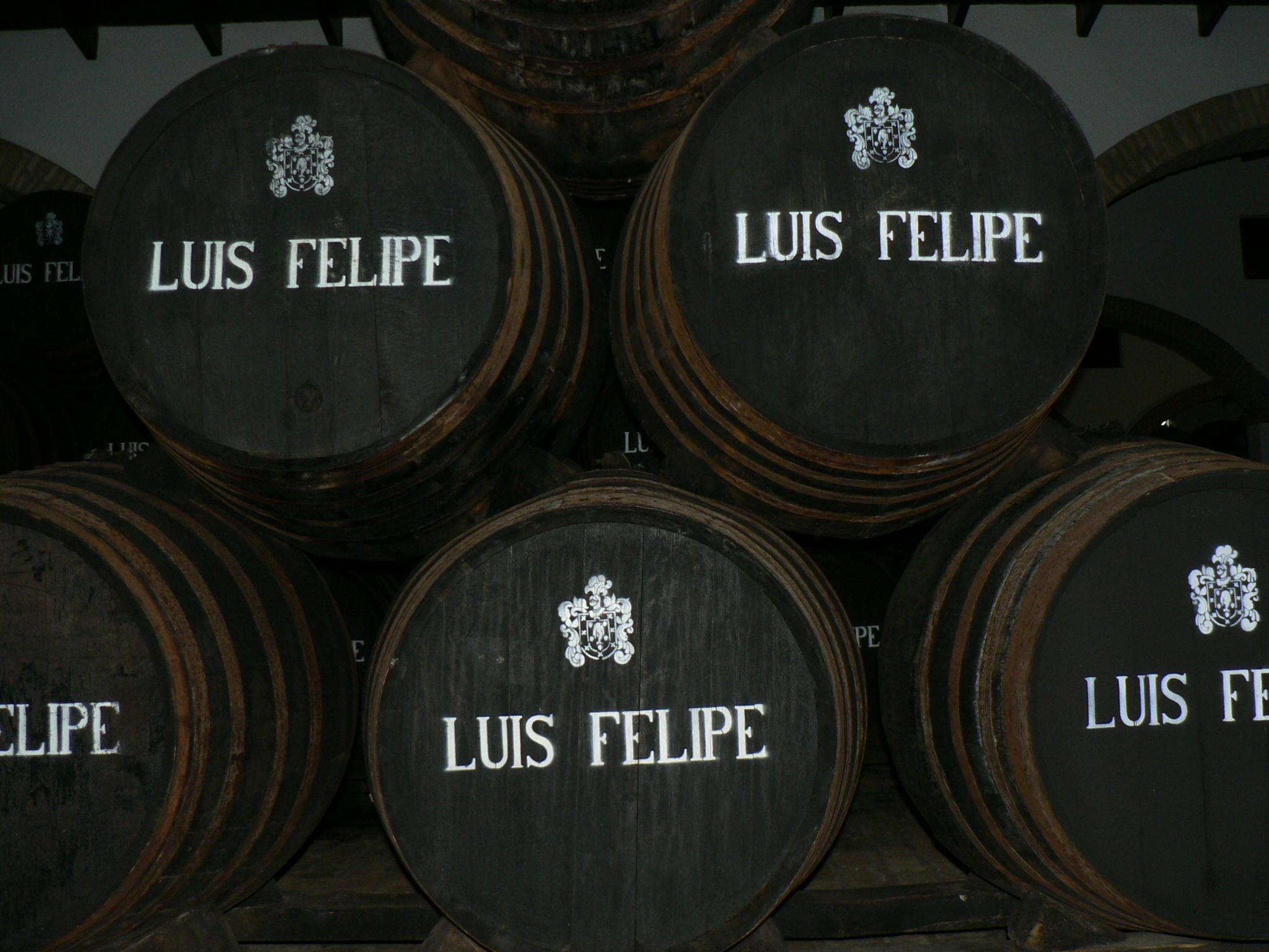 Fässer Luis Felipe