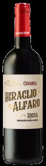 Heraclio Alfaro, Crianza